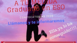 TÍTULO GRADUADO en ESO - 2020