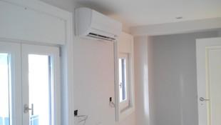 Climatización dormitorio