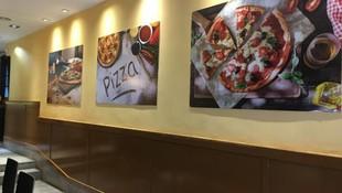 Pizza para llevar en Alcalá de Henares