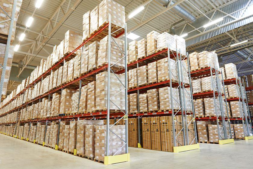 Estanterías metálicas para almacenaje en Segovia