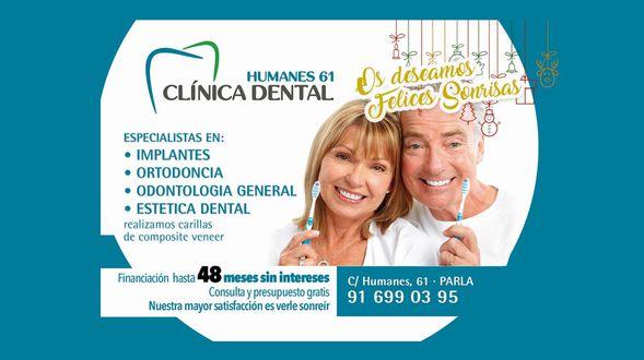 Clínica dental en Parla