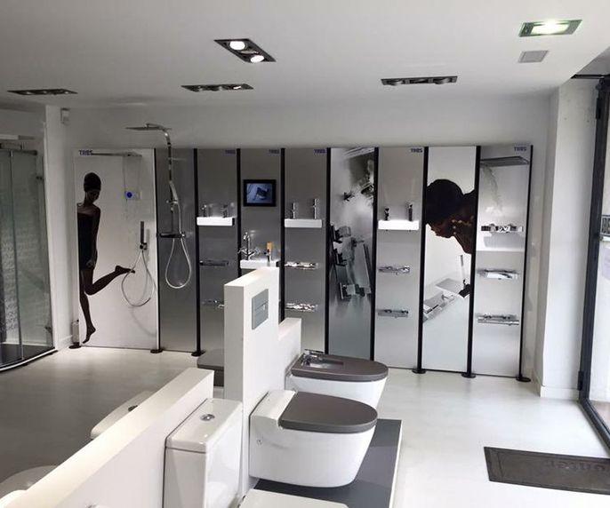 Griferías y muebles de baño de diseño