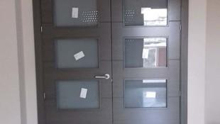 Instalación de puertas en Manresa