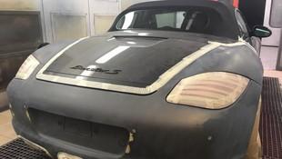 talleres de automóviles Finestrat