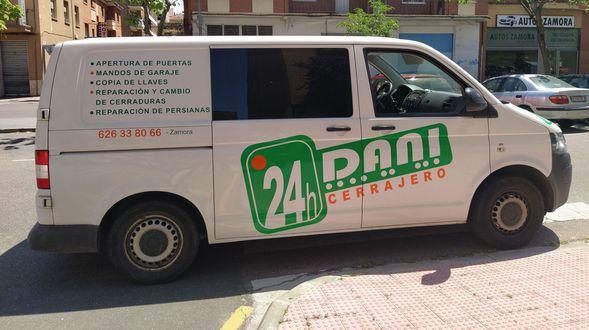Cerrajeros urgentes Zamora