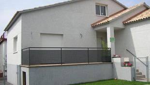 Rehabilitación de fachada en vivienda unifamiliar