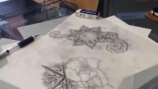 Los mejores tatuajes personalizados diseñados a mano