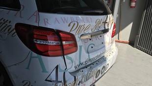 Hidroimpresión para coches en Jerez de la Frontera