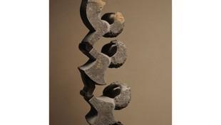 Acróbatas, 84 x 32 cm. Dominic Benhura