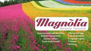 Magnòlia, bienestar personal en Parets del Vallès