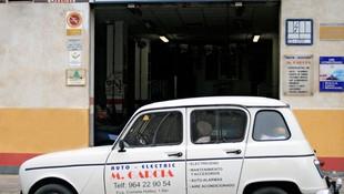 Electricidad del automóvil en Castellón de la Plana