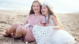 Fotografía de niños Calafell