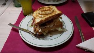 Increíbles sándwiches en La Trufa