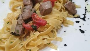 Auténtica pasta italiana