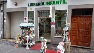La librería favorita de los niños