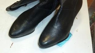 Arreglo del botas en Leganés