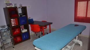 Clínica de fisioterapia en Castellón