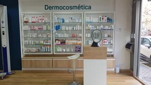 Farmacia dermocosmética Ávila