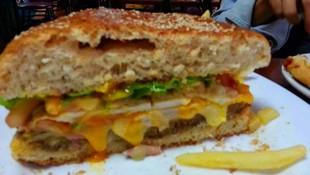 hamburguesa 4x4