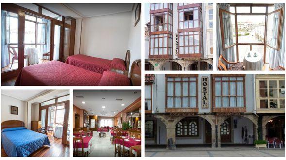 HOTEL RESTAURANTE SANCHO GARCÍA