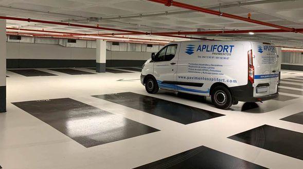 Instalación de todo tipo de pavimentos en Barcelona