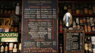 Tapas y platos caseros en Madrid centro