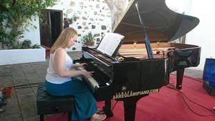 Alquiler de pianos para conciertos