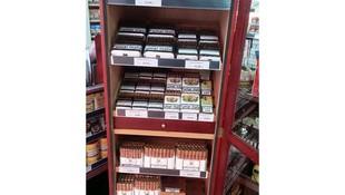 Gran variedad en puros