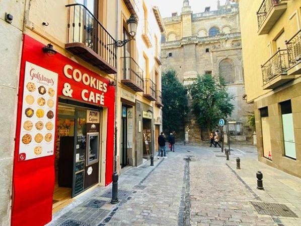 Cookies artesanales en Granada