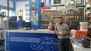 Empresa de recambios de automóvil ubicada en Fuerteventura