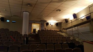 Cines del Palacio De La Prensa en Madrid