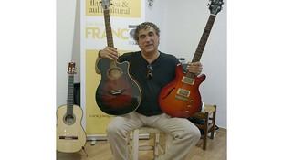 Escuela de guitarra en Jerez de la Frontera