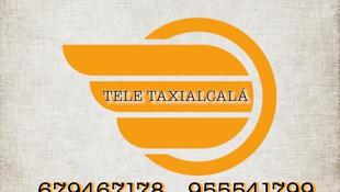Tarjeta de contacto de Teletaxi Alcalá de Guadaira