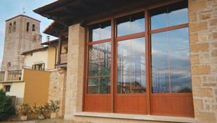 Cerramientos para balcones en Navarra