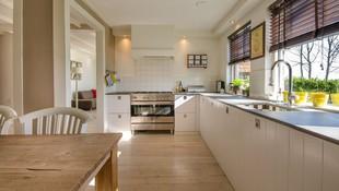 Diseño de la cocina en 3D