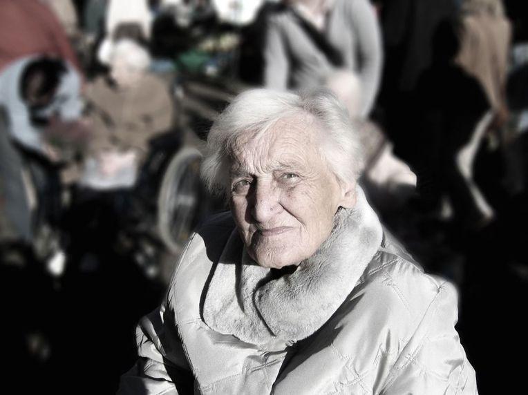 Ayuda y dependencia para mayores