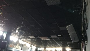 Acondicionamiento acústico en sala de conciertos, en Las Rozas (Madrid)