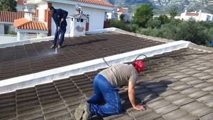 Trabajos en todo tipo de tejas