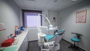 Gabinete de la clínica dental