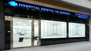 Clínica Dental Moncloa en Chamberí