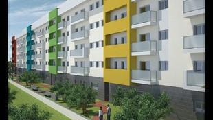 Edificio Viva. Edificio de viviendas en Sagunto.