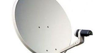 Antenas satélite