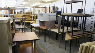 Recogida y venta de muebles nuevos y usados