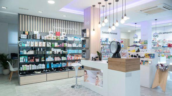 Farmacia especializada en productos dermocosméticos en Humanes de Madrid