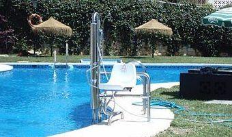Elevador para piscinas Tenerife