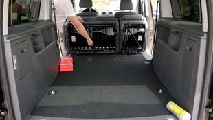 Vehículos habilitados para transporte de mascotas en Santiago