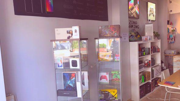 Tienda de informática en Caldes