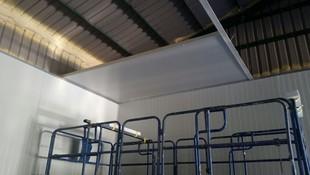 Instalación de cámaras frigoríficas en Plasencia