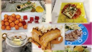 """Queso Fresco con Denominación de Origen de la Región de Murcia. Imágenes de los diferentes platos incluidos en los menús de las """"Jornadas Gastronómicas"""""""