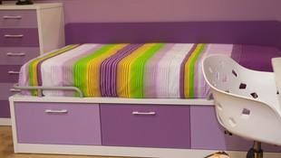 Dormitorios juveniles en Narón